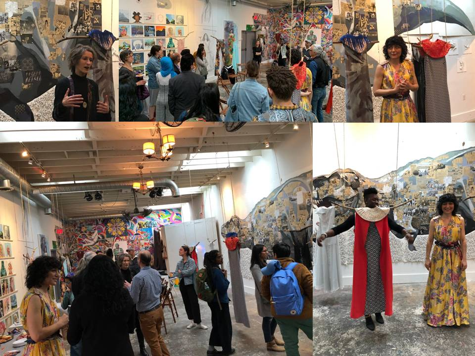 ArtsIdentity Event 2019 Featuring Neba